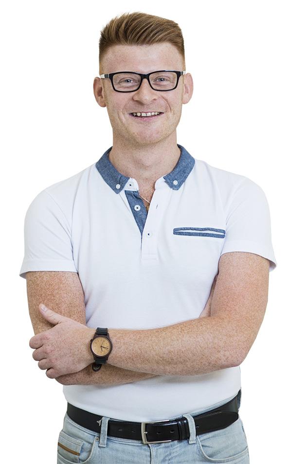 Fizjoterapeuta Przemysław Jeziorski