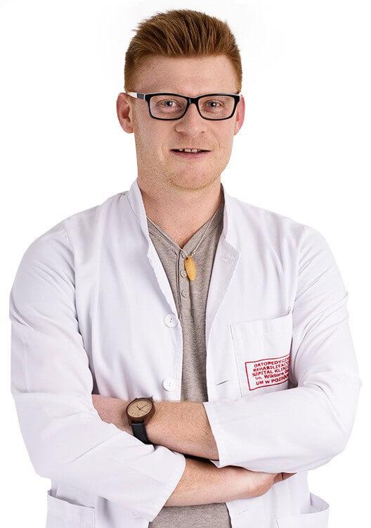 Przemysław Jeziorski Fizjoterapeuta
