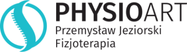 logo PhysioArt Fizjoterapia Przemysław Jeziorski