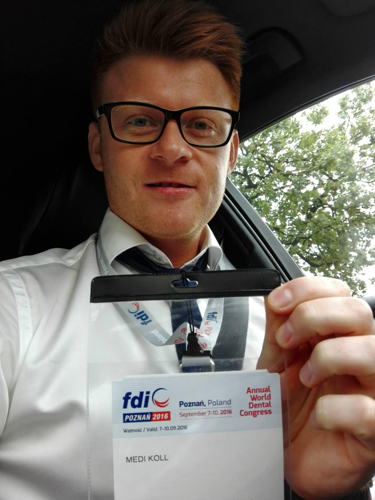 FDI ergonomia w pracy stomatologów